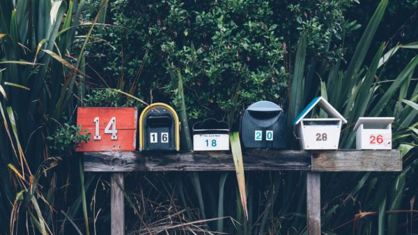 zugang bei defektem briefkasten
